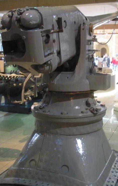 Корабельное орудие 10.5-cm SK L/45