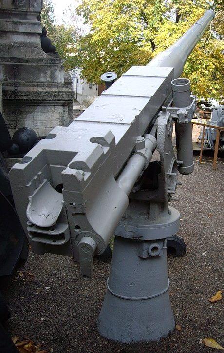 Корабельное зенитное орудие 34-К