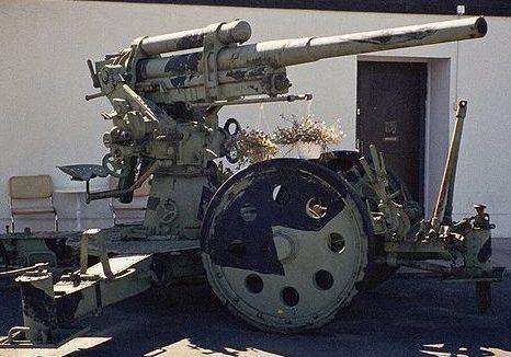 Зенитная пушка 3-К образца 1931 г