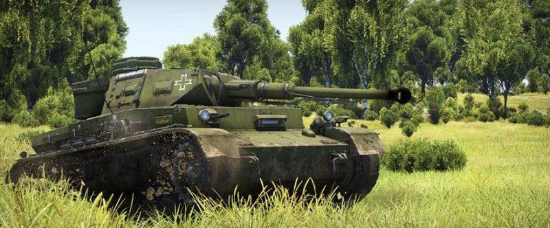 Танк Pz Kpfw IV. На подобном воевал Ион Думитру