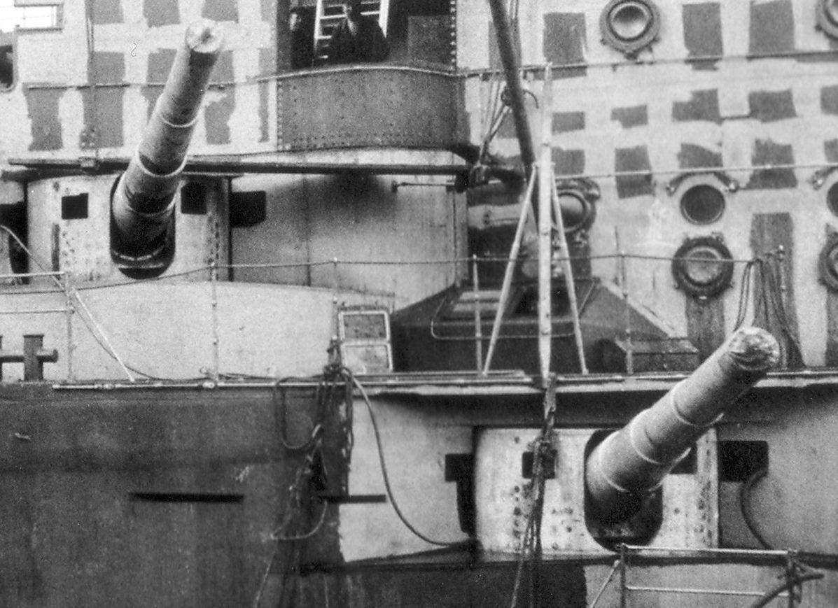 Корабельное орудие 17-cm/40 SK L/40