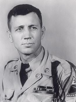 Стафф-сержант Лафайет Пул.