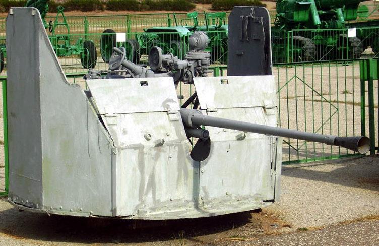 Корабельная зенитная пушка 70-К