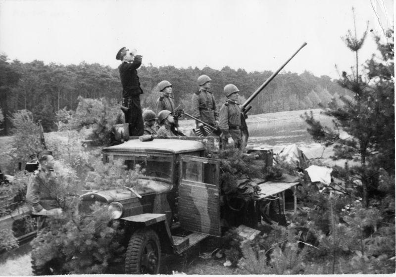 Зенитная пушка 72-К