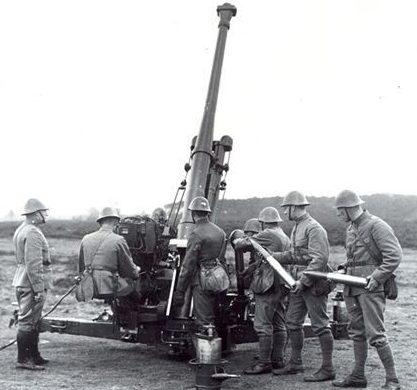 Зенитная пушка 7,5-см Kanon PL VZ. 37