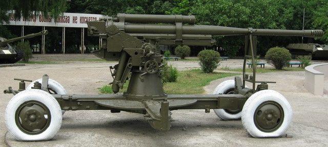 76-мм зенитная пушка образца 1938 г.