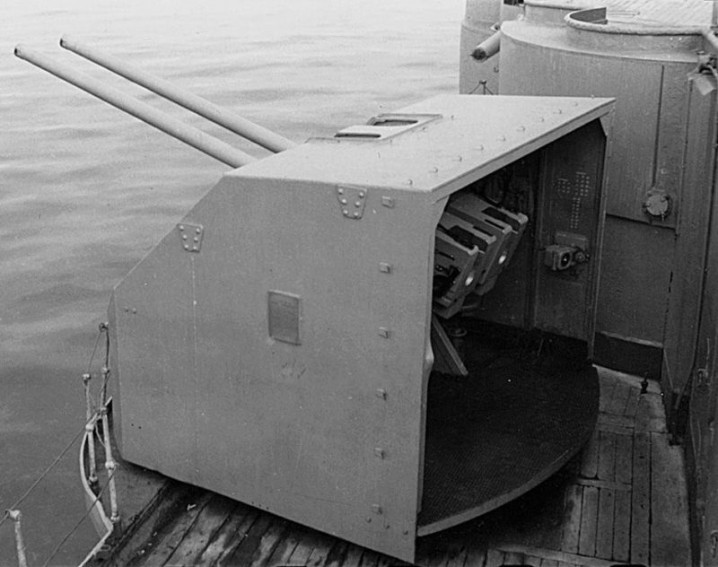 Спаренная зенитная установка 81-К
