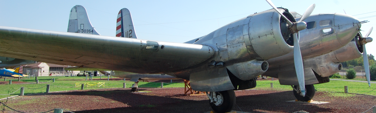 Бомбардировщик Douglas B-23 Dragon