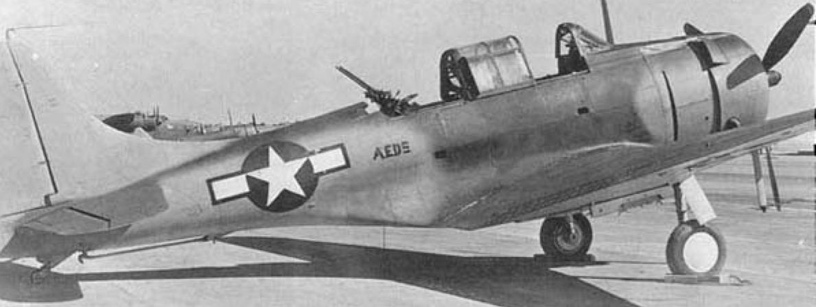 Штурмовик Douglas A-24B