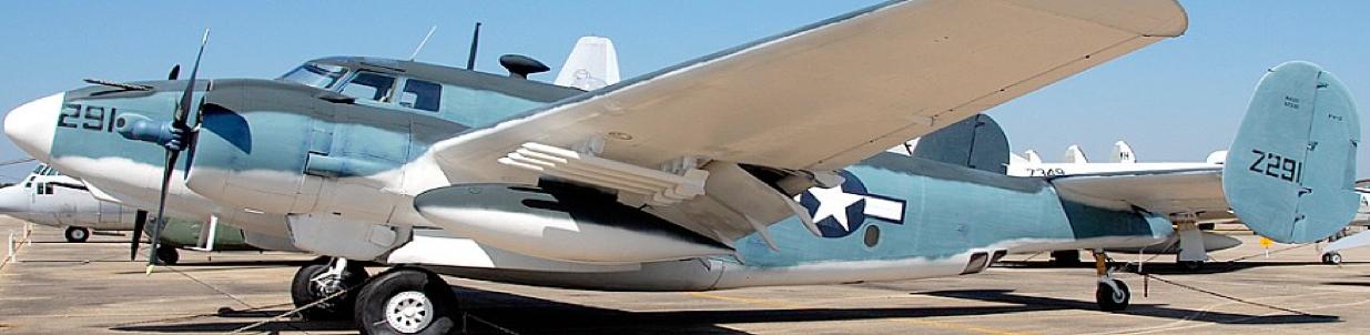 Бомбардировщик Lexington B-34