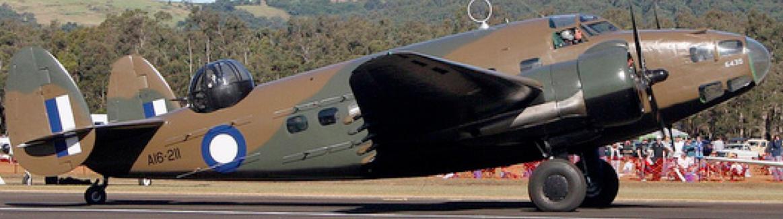 Бомбардировщик Lockheed Hudson Mk III