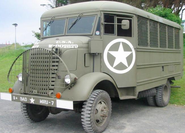 Автобус AFKX – 352