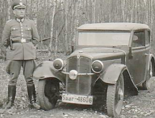 DKW F-2 Cabrio-Limousine
