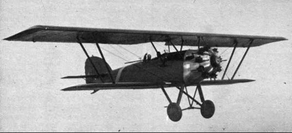 Бомбардировщик Potez 25