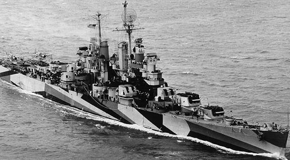 Легкий крейсер «Duluth» (CL-87)