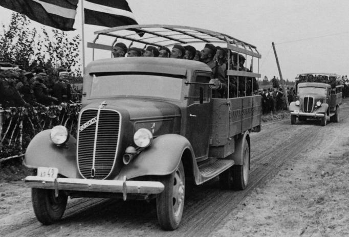Грузовик Ford-Vairogs V-8