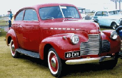 Автомобиль Chevrolet Pullman 1200