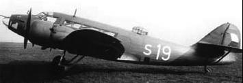 Бомбардировщик Aero A-304