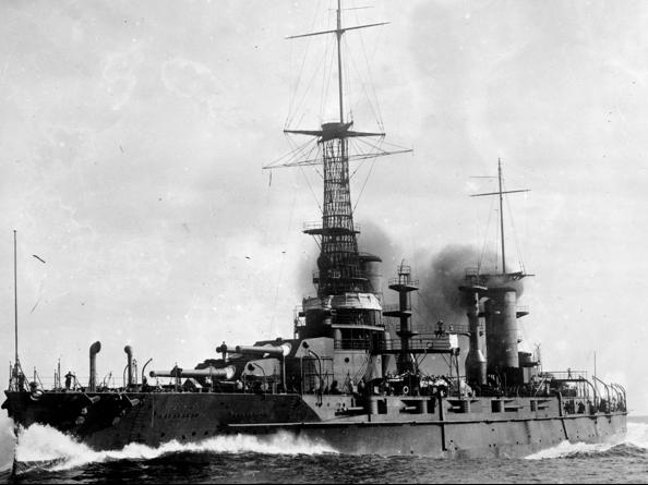 Линейный корабль «Rivadavia»