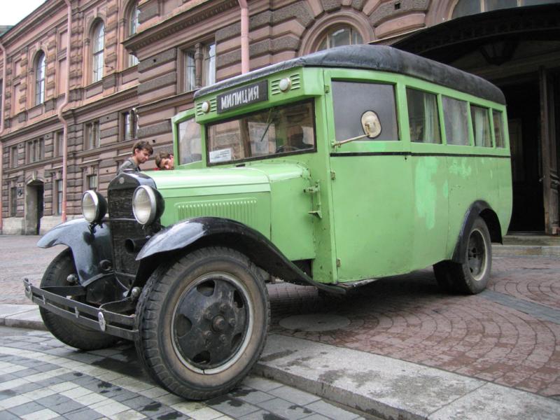 Автобус ГАЗ-03-30