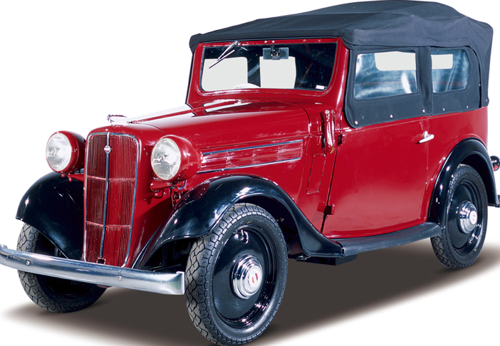 Кабриолет Datsun Type 17