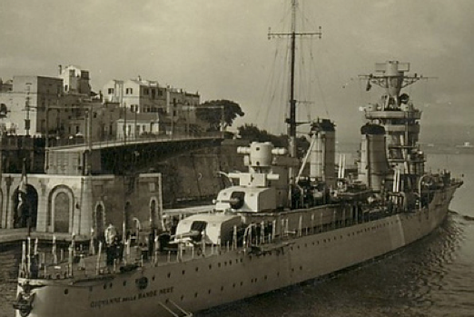 Тяжелый крейсер «Giovanni delle Bande Nere»