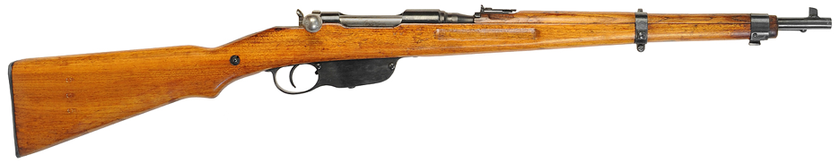Укороченная винтовка Mannlicher 31-M (Рuska 31-М)