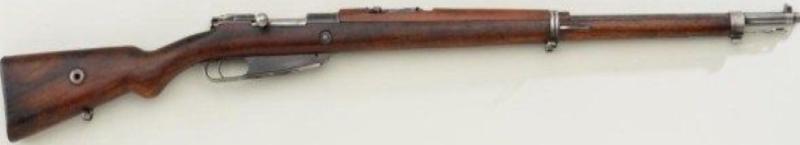 Mauser Gewehr 88
