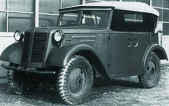 Kurogane Type-95 в кузове Yanase