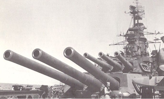 Линейный корабль «California» (ВВ-44)