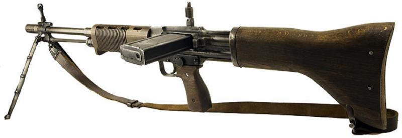 Автоматическая винтовка FG42-II