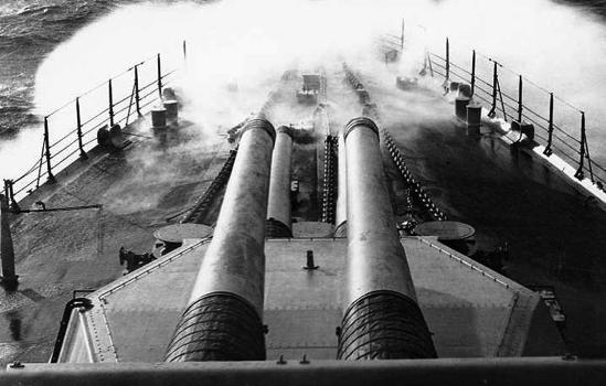 Линейный корабль «Colorado» (BB-45)