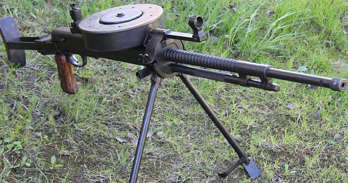 Танковый пулемет ДТ-29