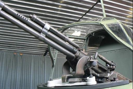 Авиационный пулемет УБТ (турельный)