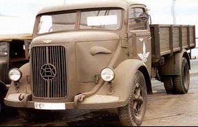 Бортовой грузовик Bianchi Miles