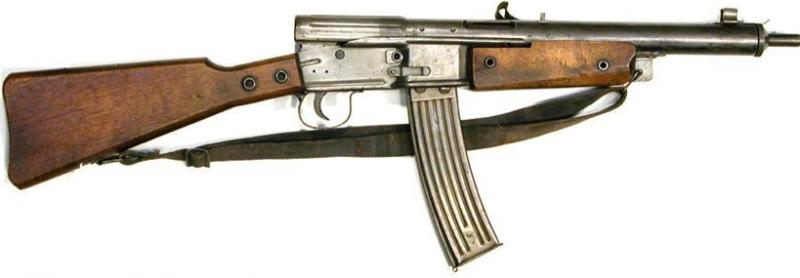 Самозарядный карабин Volksturmgewehr Gustloff (FG-45)