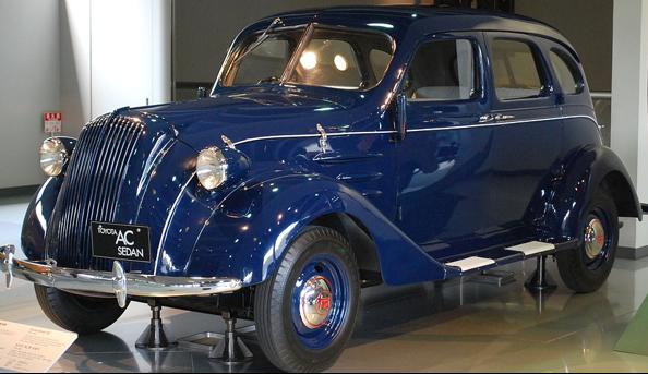 Седан Toyoda Model АС