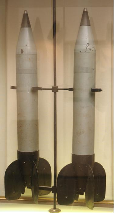 Реактивные снаряды РС-82