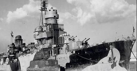 Легкий крейсер «Scipioni Africano»