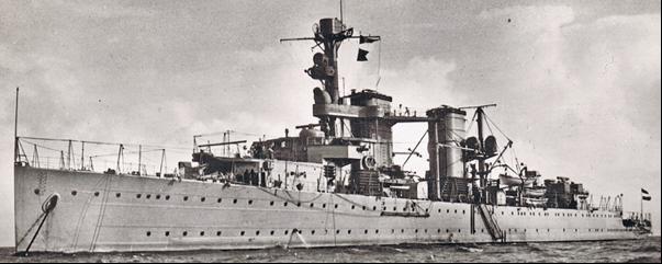 Крейсер «Sumatra»