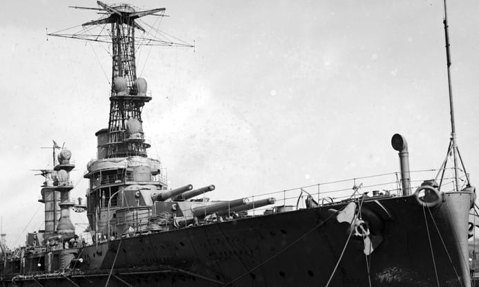 Линейный корабль «Moreno»