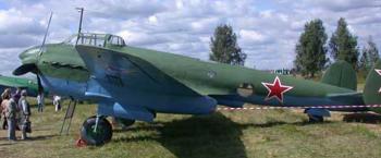 Пикирующий бомбардировщик Ту-2 (АНТ-58)