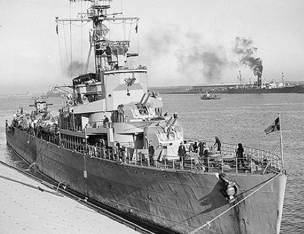 Легкий крейсер  «Jacob van Heemskerck»