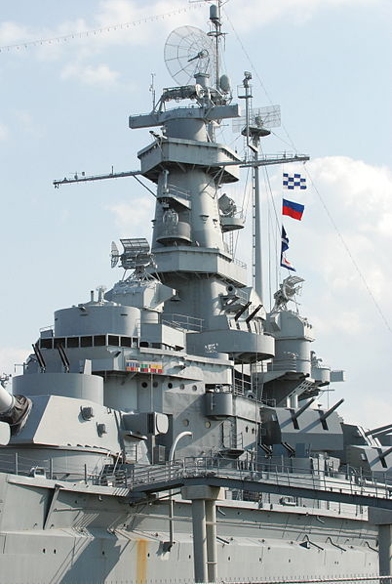 Линейный корабль «Alabama» (ВВ-60)