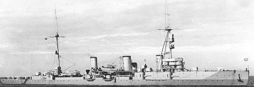 Легкий крейсер «Червона Украина»