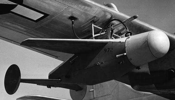 Планирующая бомба ASM-N-2 Bat (SWOD-9)