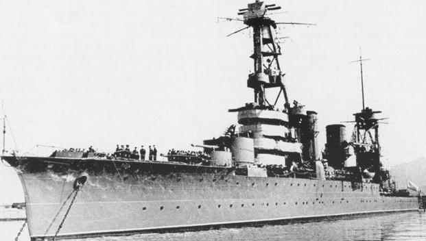 Легкий крейсер «Красный Кавказ»