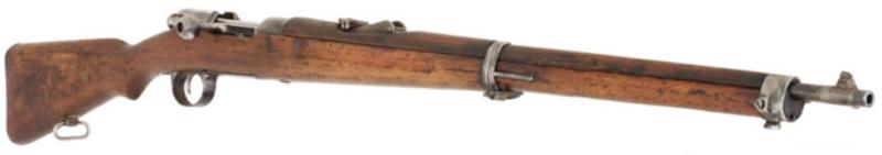Винтовка Mannlicher-Schoenauer 1903/14