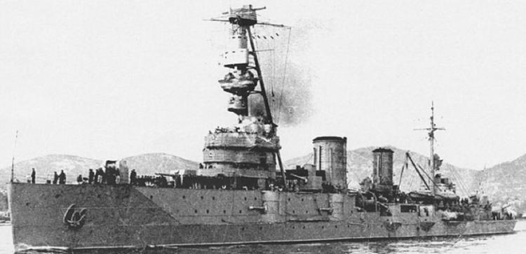 Легкий крейсер «Красный Крым»