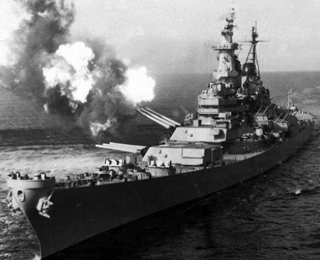 Линейный корабль «Missouri» (ВВ-63)